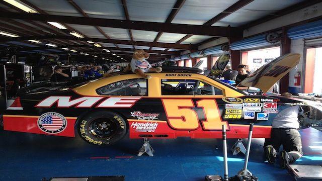 Kurt Busch To Drive Ricky Bobby Inspired Car At Talladega