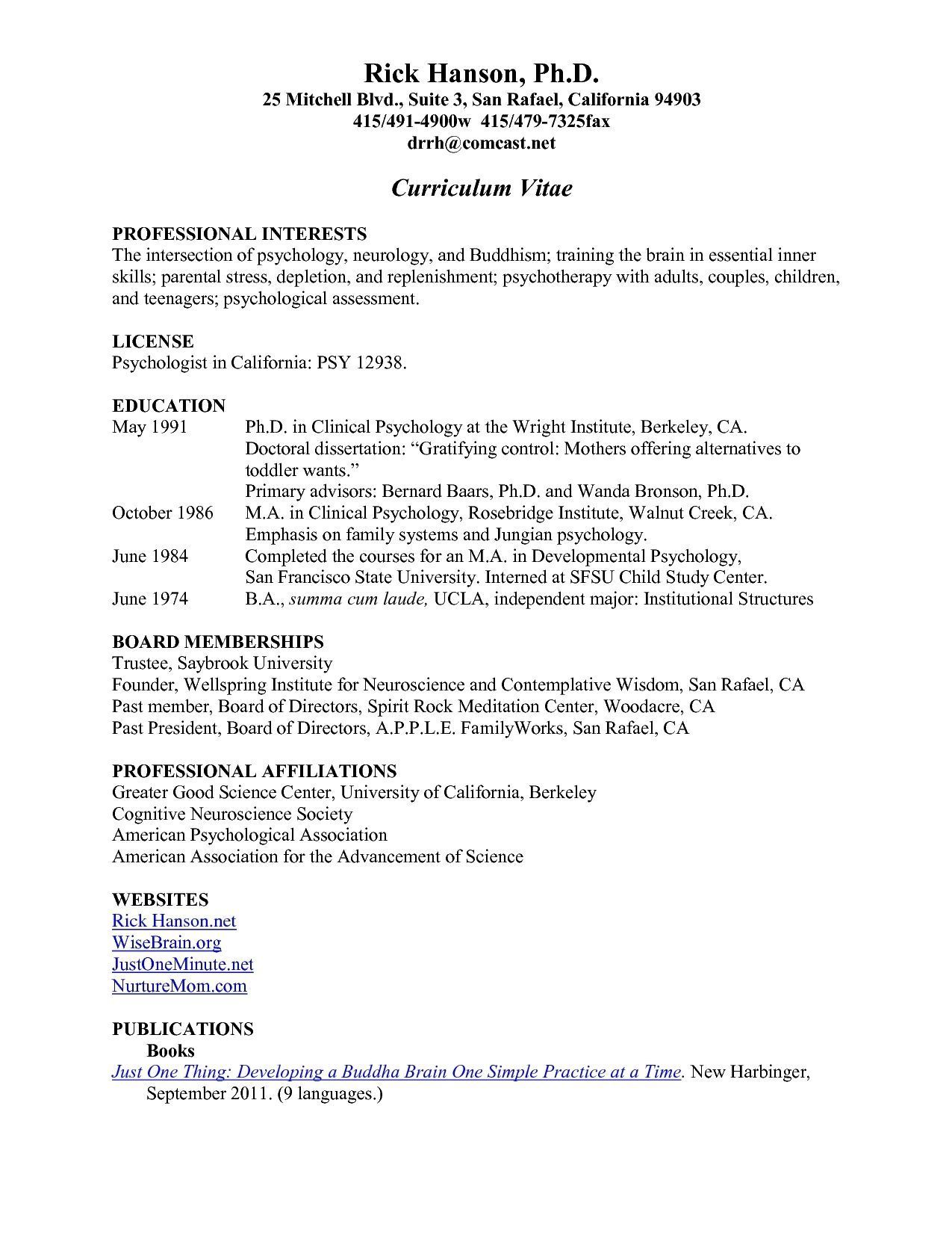resume examples for teenager first job