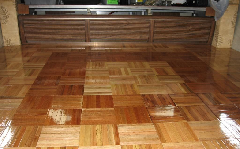 Installing Interlocking Finished Wood Parquet Tile Flooring Flooring Wood Parquet Parquet Tiles