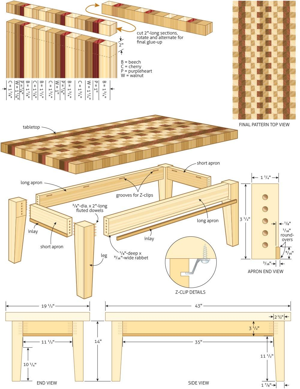 Simple coffee table plans woodworking plans pinterest coffee simple coffee table plans geotapseo Image collections