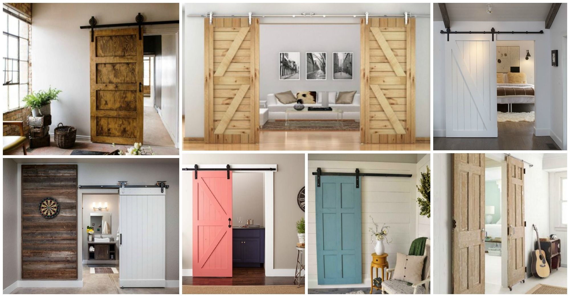 charming barn doors reuse ideas home decoration pinterest