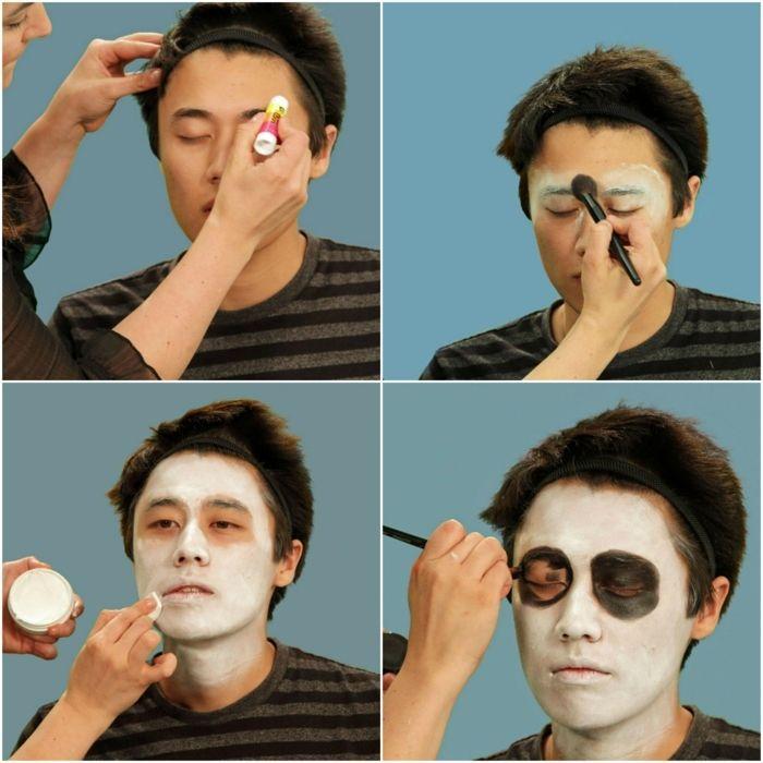 1001+ Ideas Y Tutoriales De Maquillaje Para Halloween