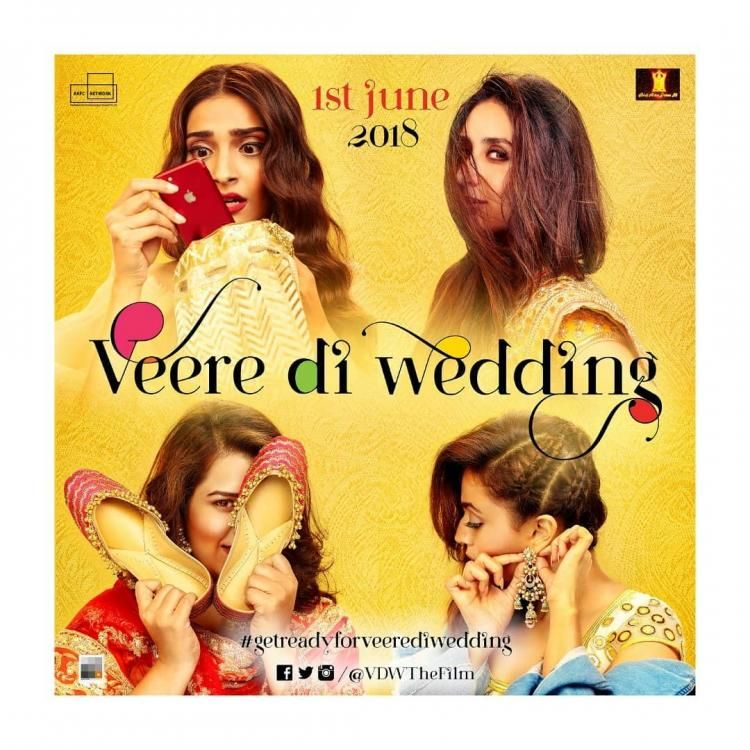 """Veere Di Wedding"" Banned in Pakistan Due to Indecent"
