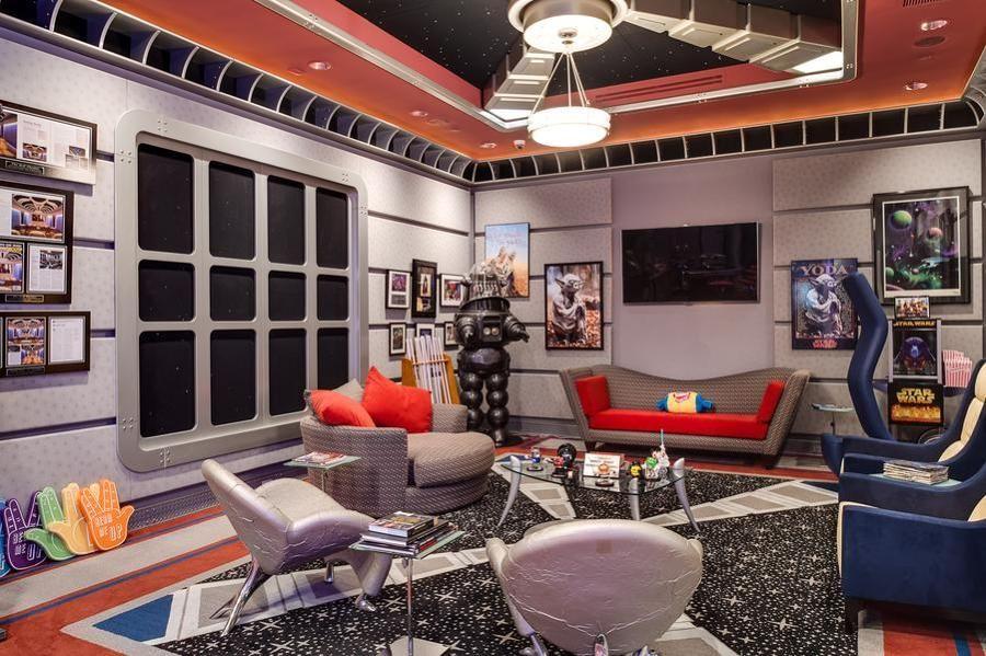 Una mansión dedicada a 'Star Trek'