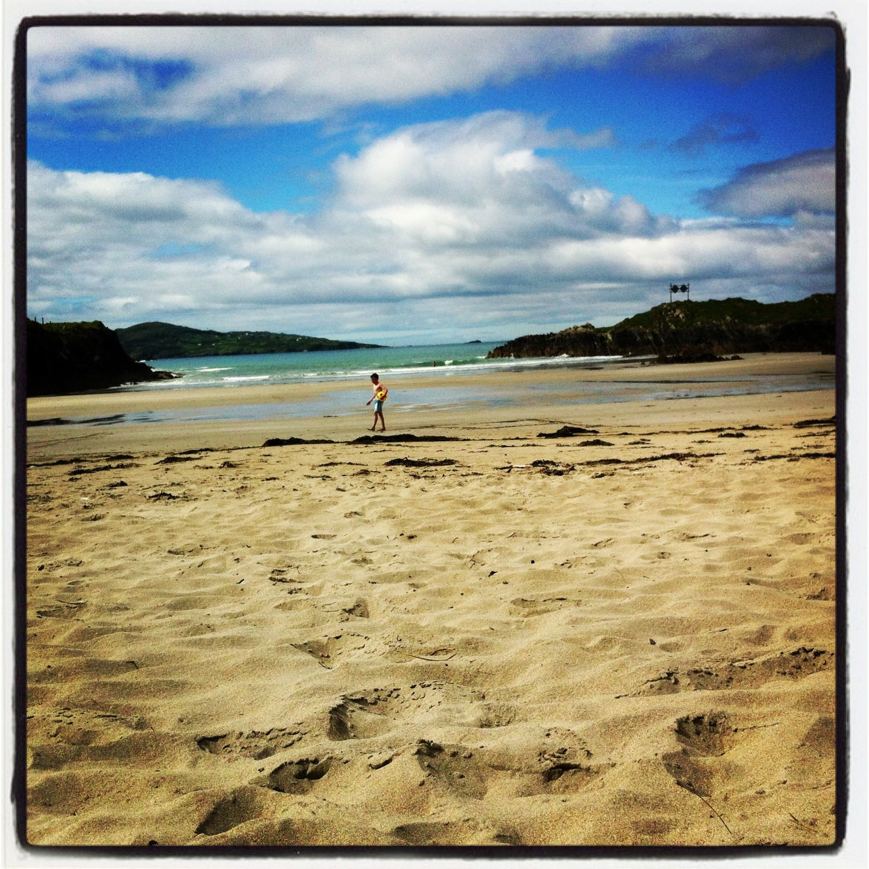 Island Beach People: Irish Beachlife #Sherkin Island