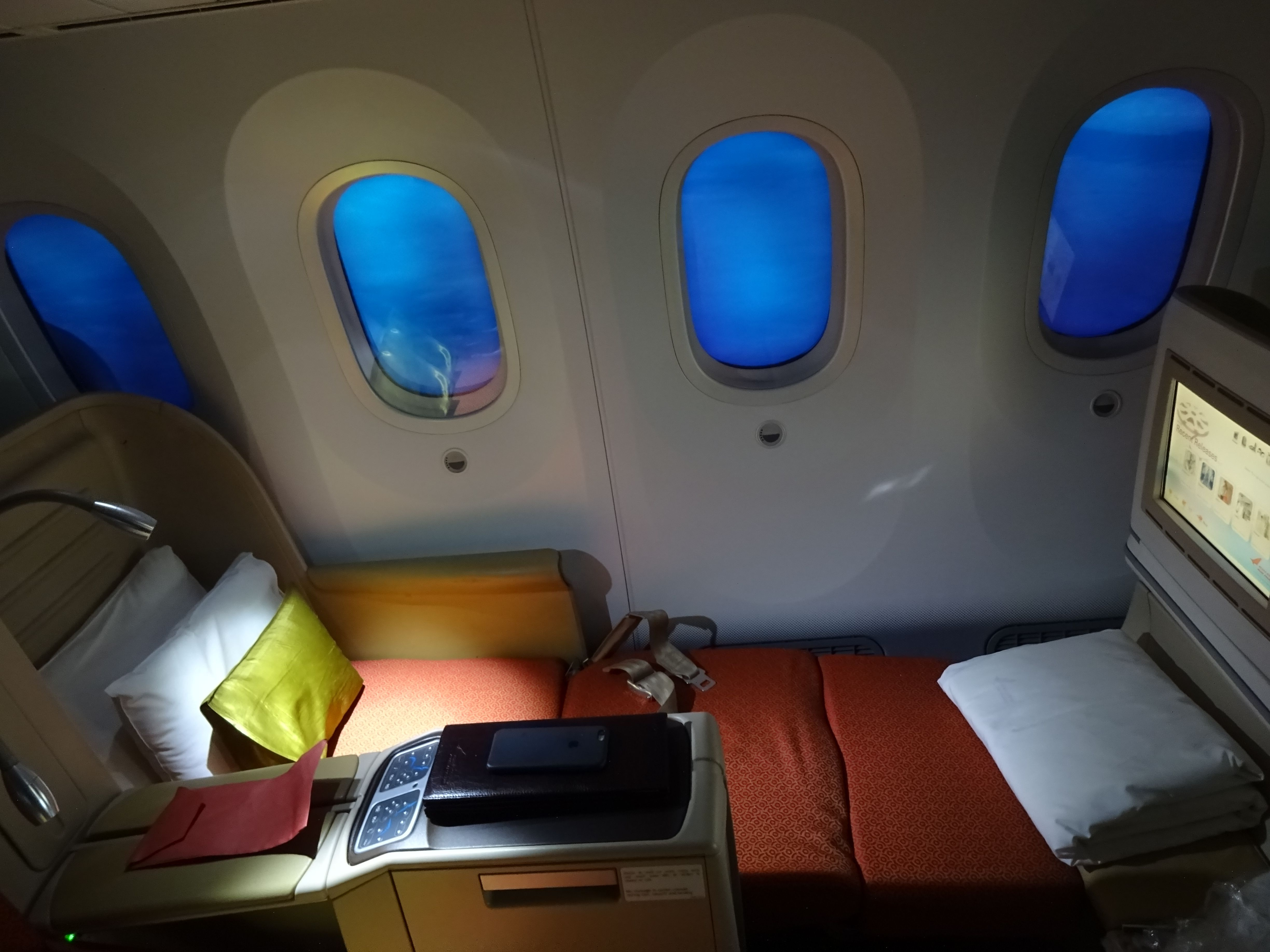 Air India Set To Launch New First Business Class On International Flights Live From A Lounge Business Class Air India Seating Plan