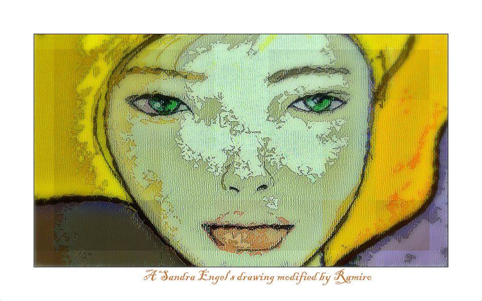 Sandra Engel's drawing and modified by ramiro