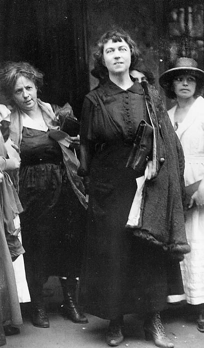 Alexandra Kollontai Was A Russian Revolutionary And One Of The