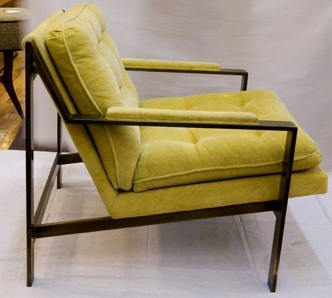 1970u0027s Pair Of Milo Baughman Chairs | Nyshowplace.com