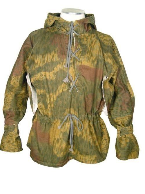2722e9e4da2 WW2 German Wehrmacht Pullover Sniper Water Tan Smock S-XXL