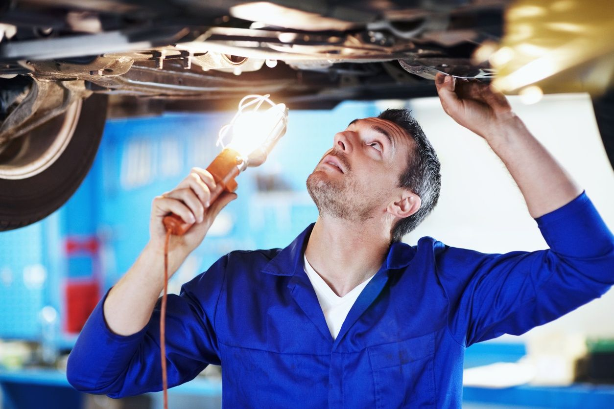 You can improve your vehicle's performance with the right