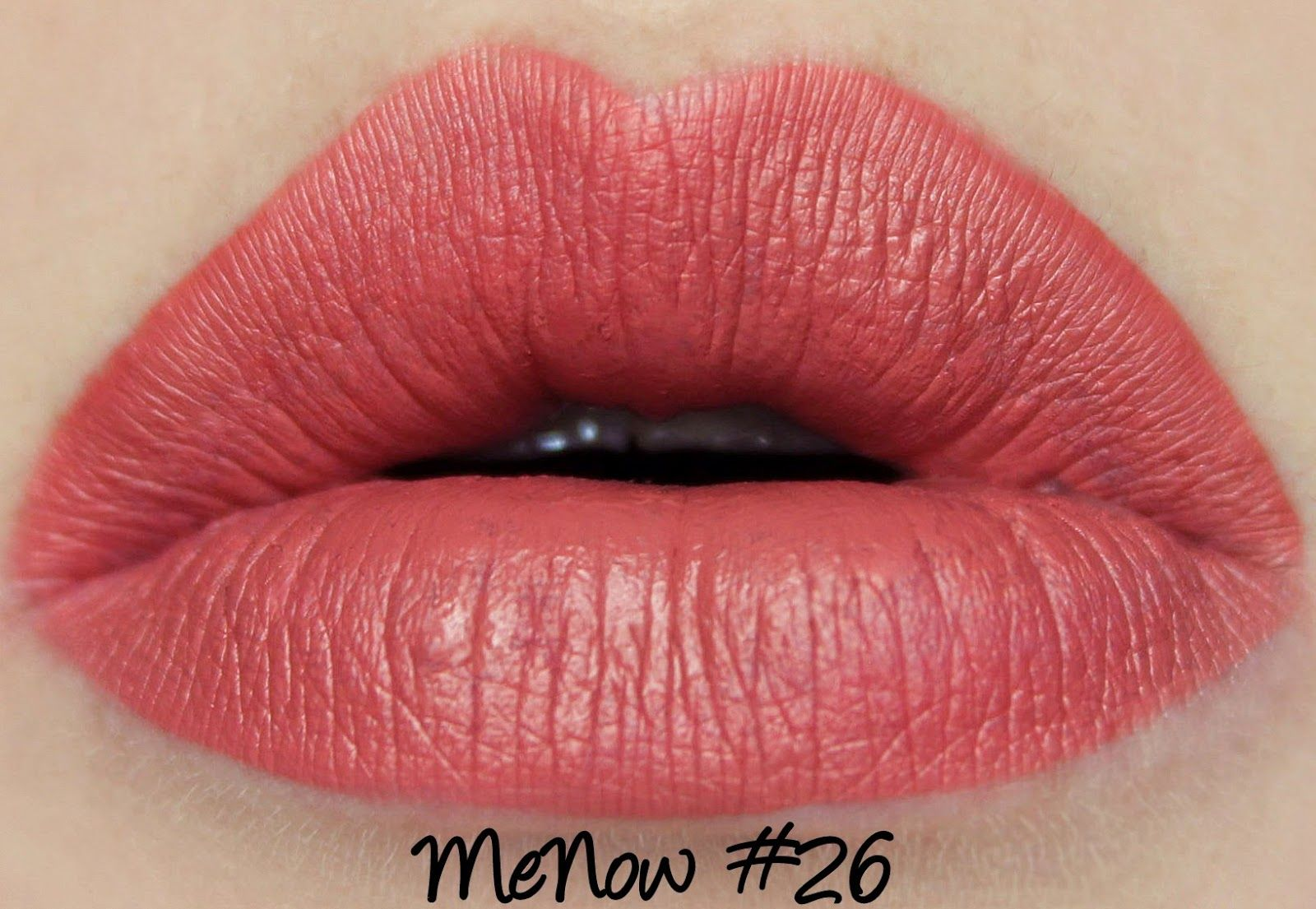 MeNow Generation II Long Lasting Lipgloss #26 Swatches & Review