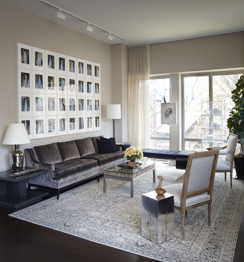 Living Room In Usneal Beckstedt Studio  Decor Ideas Simple Luxury Modern Living Room Design Inspiration