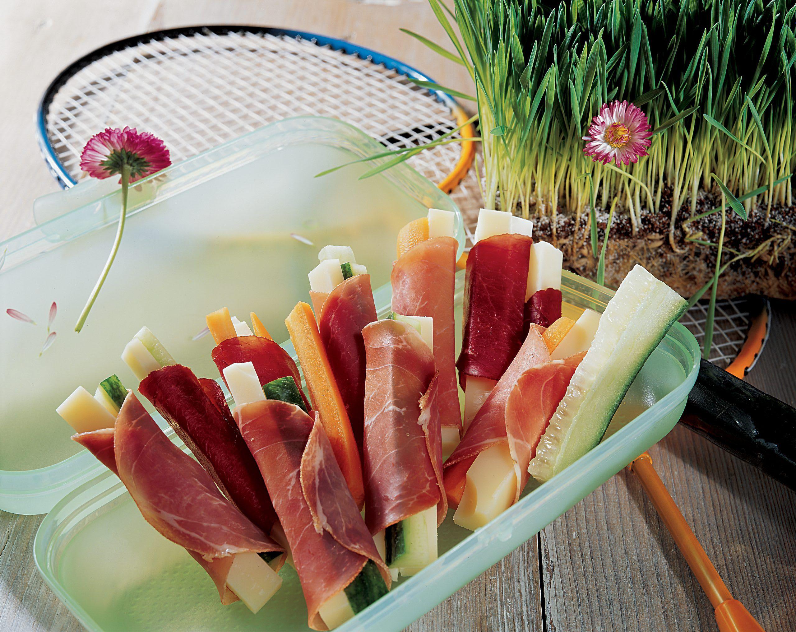 Bâtonnets à la viande séchée low carb   Recette   Swissmilk ...
