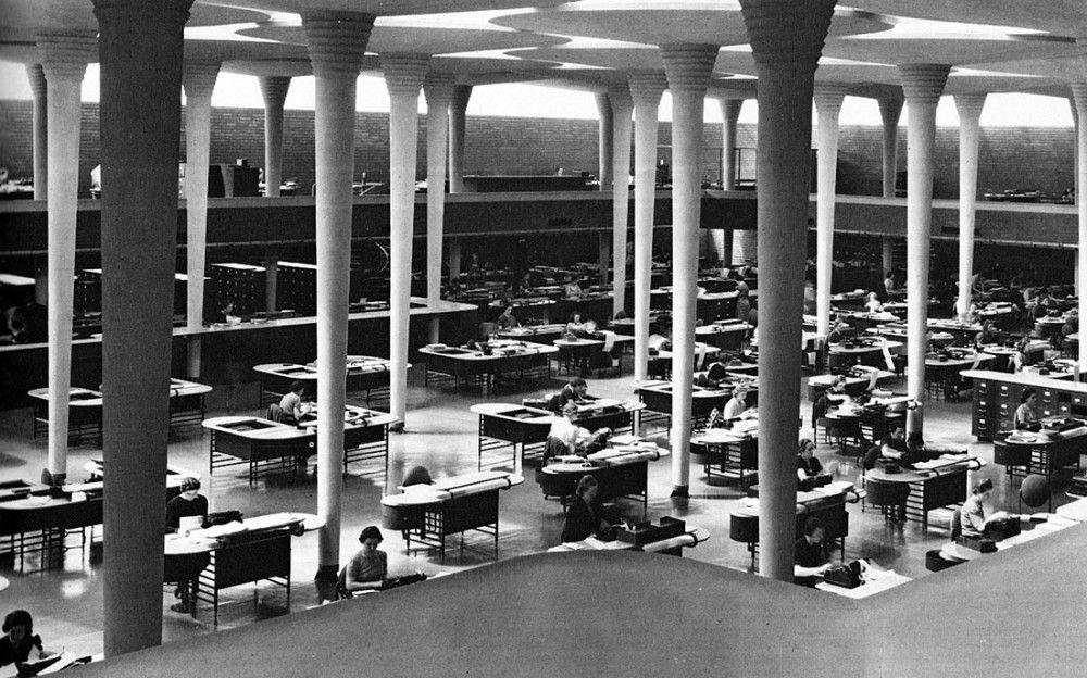 Video: ¡La Oficina de los Sueños! por Frank Lloyd Wright