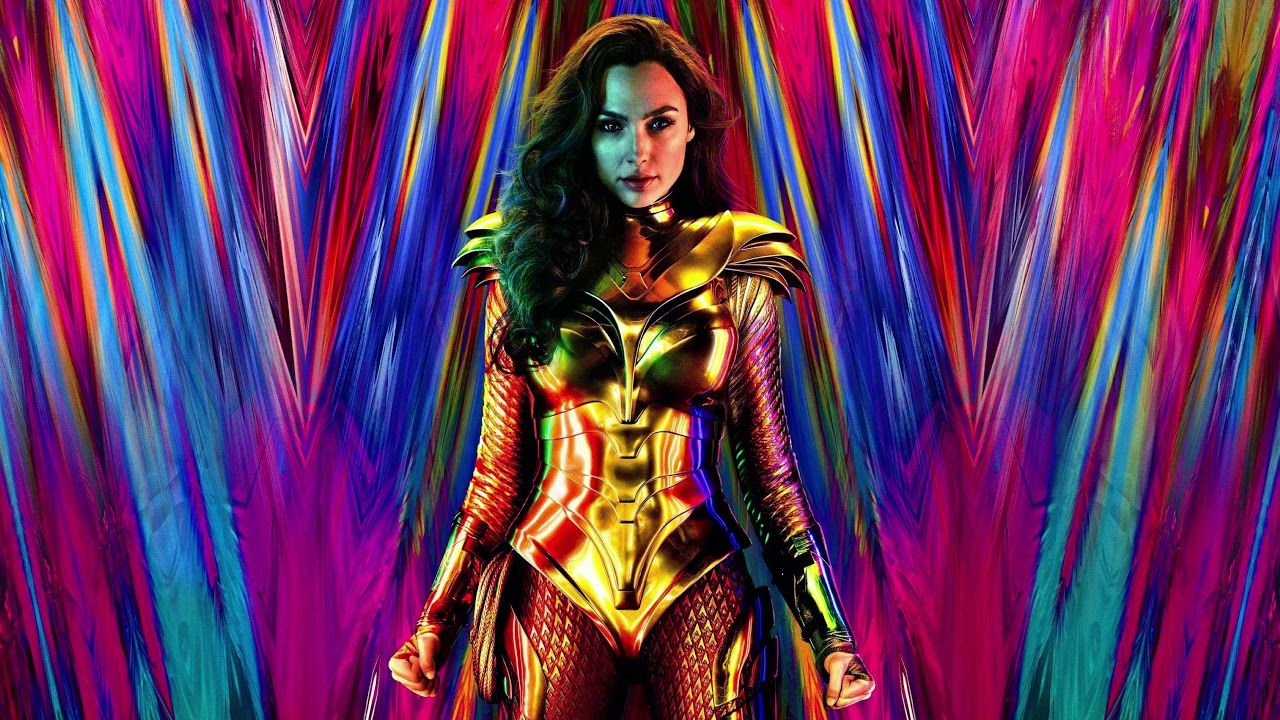 Wonder Woman 1984 Trailer Soundtrack 4k In 2020 Wonder Woman Gal Gadot Movies