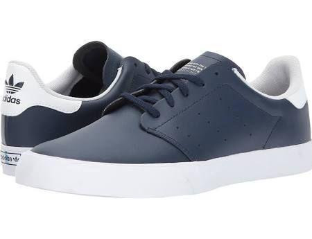 Adidas skateboard seeley corte uomini pattinare scarpe collegiale della marina