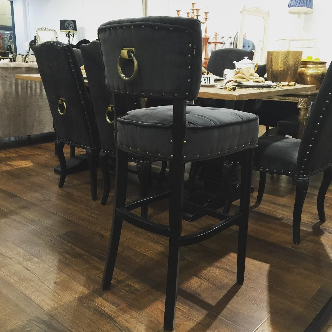 Astonishing Noble Home Furnishings On Instagram Tia Bar Stool With Onthecornerstone Fun Painted Chair Ideas Images Onthecornerstoneorg