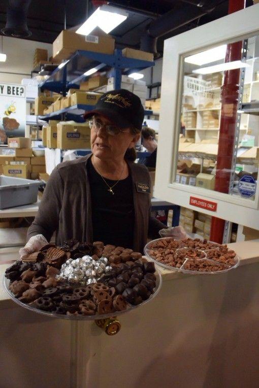 Angell Phelps Chocolate Factory Tour In Daytona Beach Fl Free