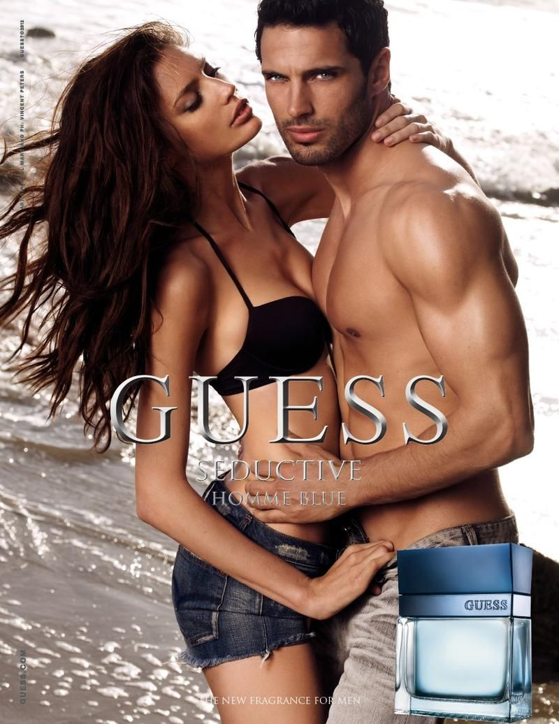 guess seductive homme ad