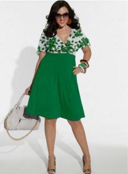 17  images about Plus size on Pinterest - Jersey dresses- Plus ...