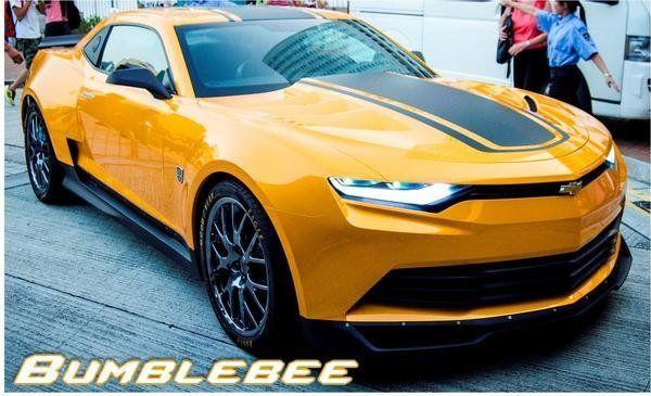 chevrolet camaro 2014 как в трансформерах 4