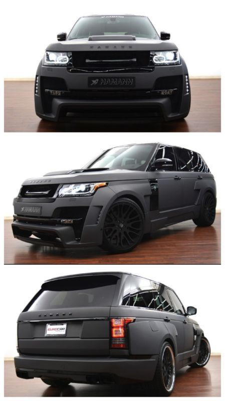 5 of the Most Badass Hamann Tuned Motors. Click to see some