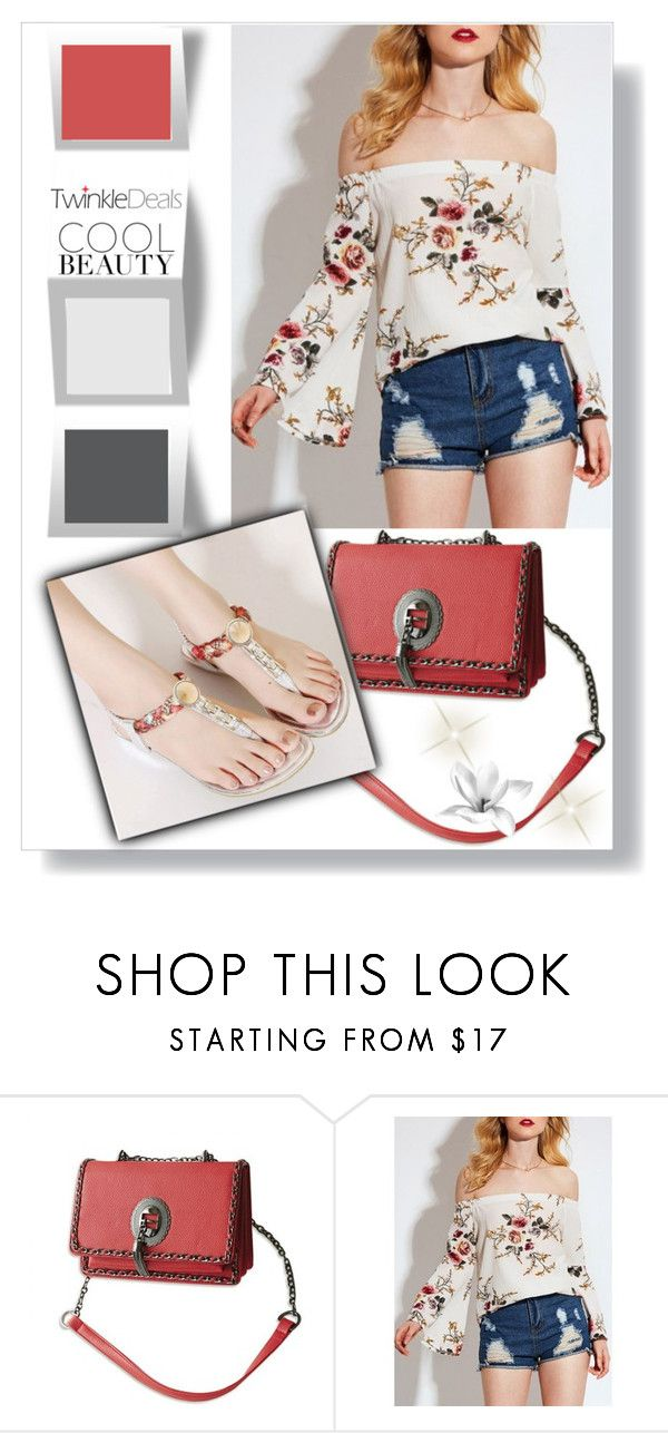 """""""be casual and beautiful"""" by melissa995 ❤ liked on Polyvore featuring cool, Beauty, fashionforsummer and coolbeauty"""