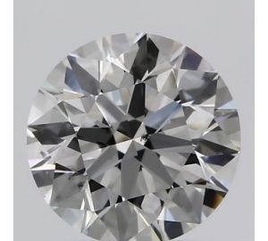 Gia Graded Round Diamond 1 4 Carat G Color Si1 Clarity Diamond Round Diamonds Diamond Jewelry