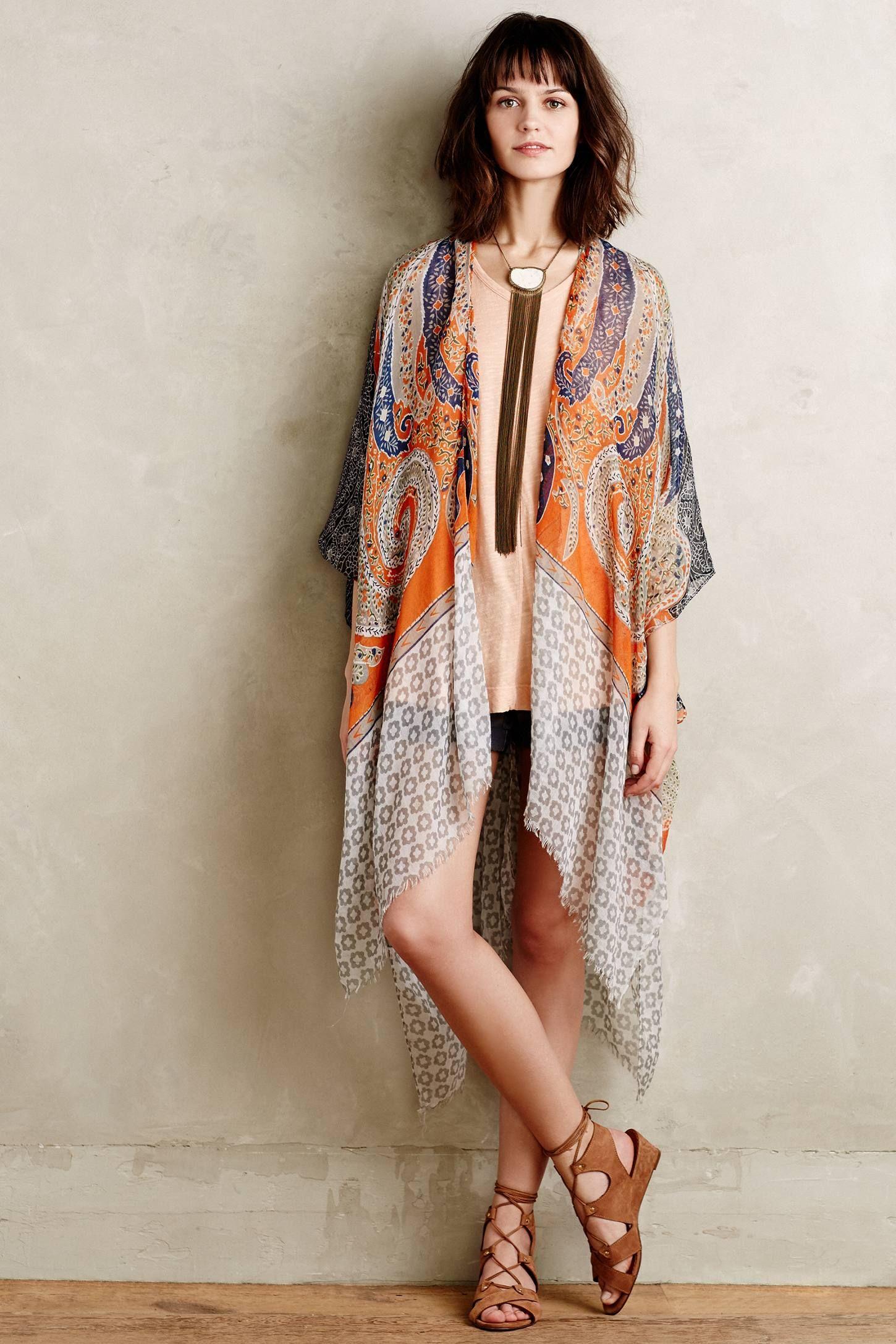 ad62f5b41c Anjali Kimono - anthropologie.eu