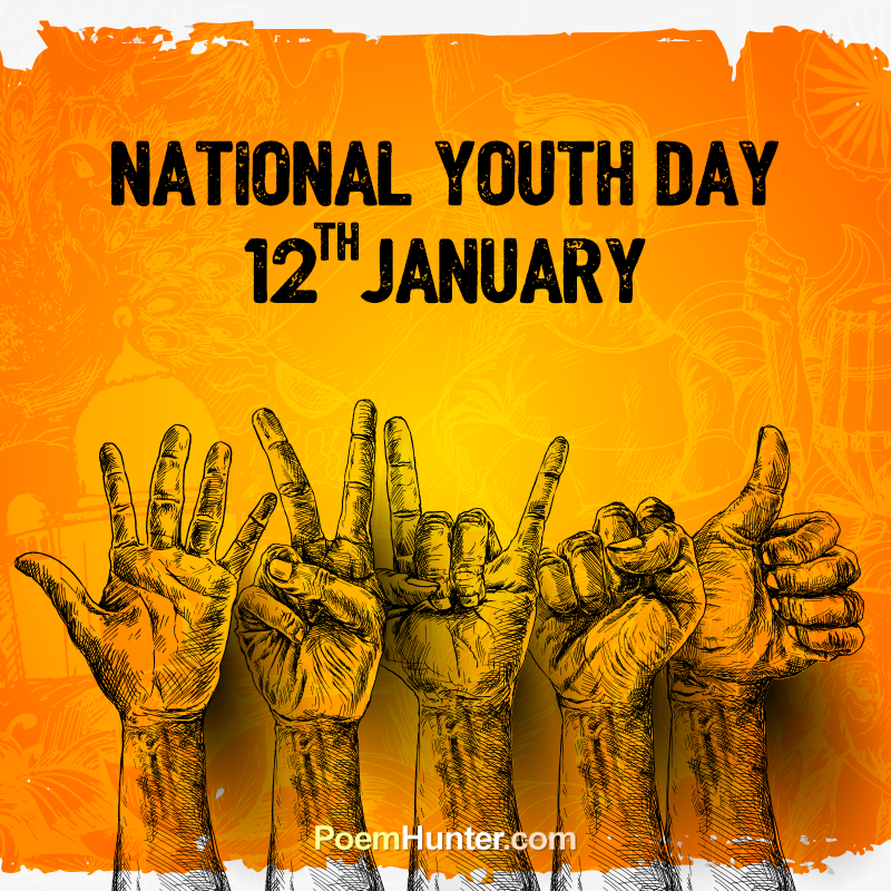 Today Is The National Youth Day Visit Our Website And Write Your