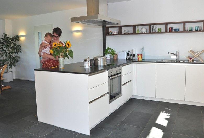 Die neue Küche von Familie Leurs aus Oermten mutfak tasarım