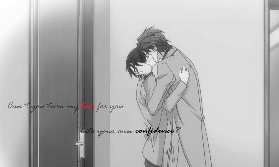 Make My Love Your Confidence by joanamysts.deviantart.com on @DeviantArt