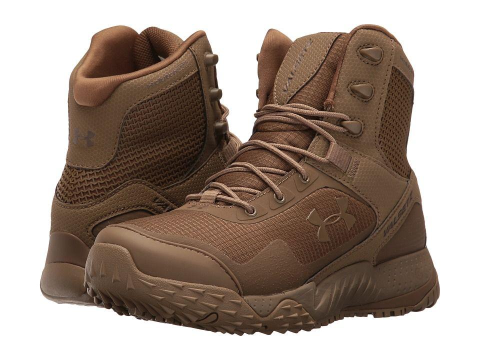hot sale online 03add 0e4f5 Under Armour UA Valsetz RTS Women s Lace-up Boots Coyote