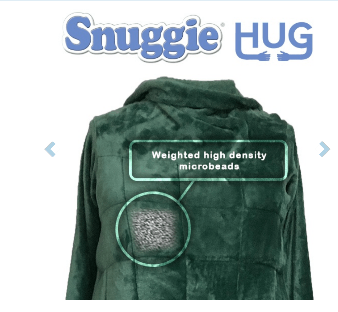 Snuggie Hug Reviews Testing As Seen On Tv Products Vivian Tries