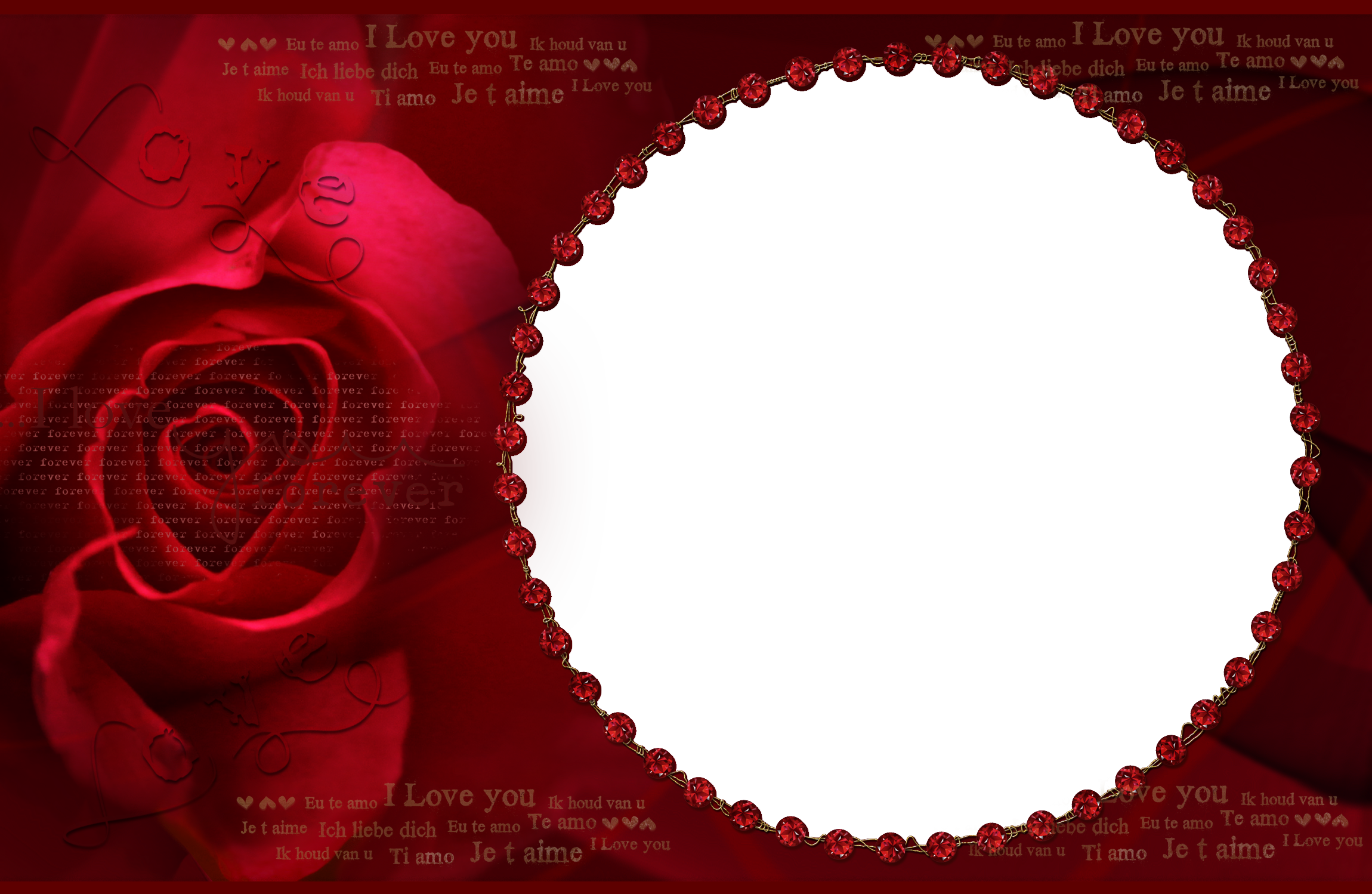 Transparent Red Rose Frame In 2020 Rose Frame Red Roses Framed Wallpaper