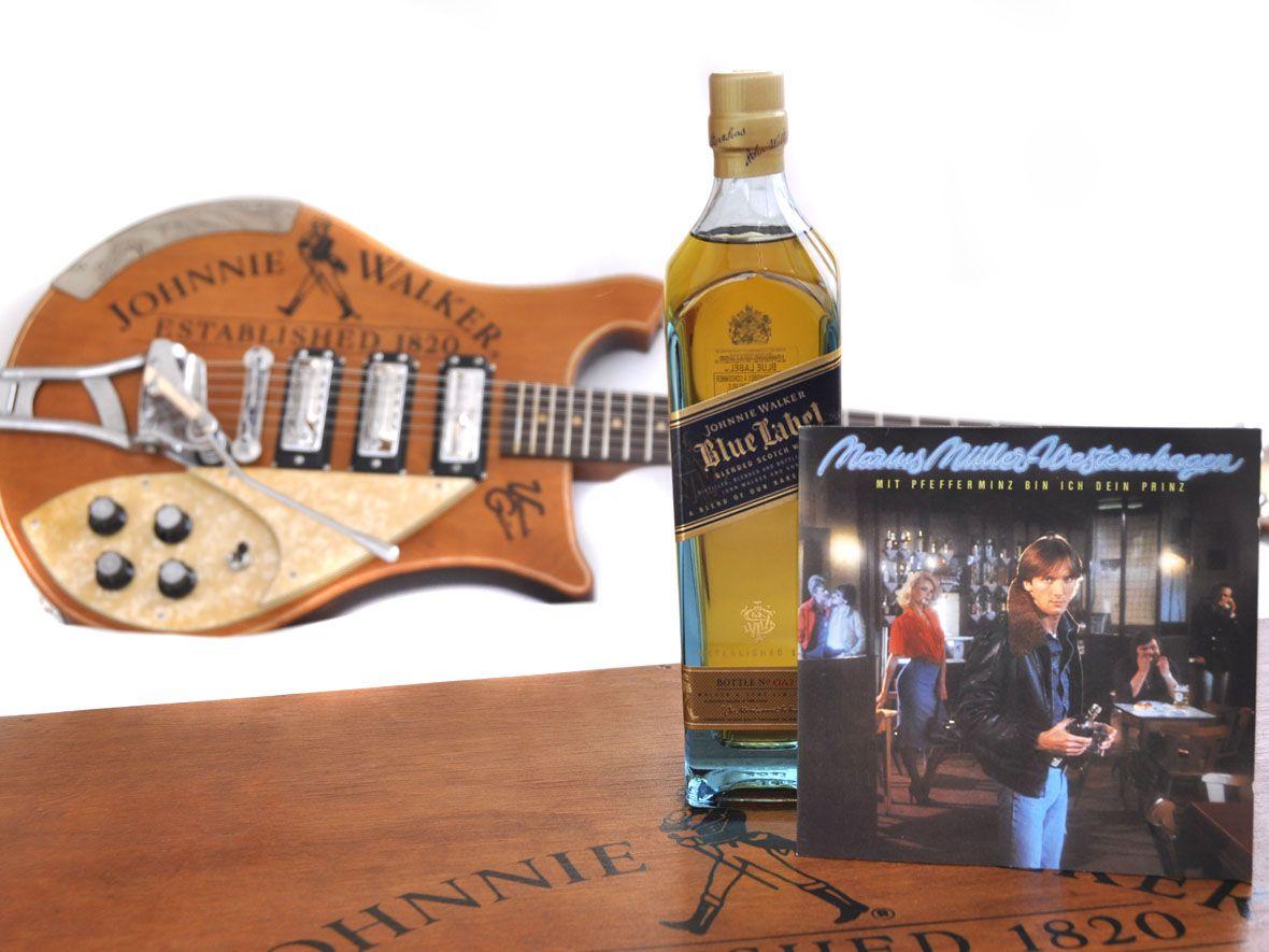 Johnnie Walker Guitar Whiskey Whisky Bourbon Pinterest Whisky