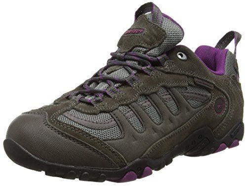 Hi-Tec Eurotrek Iii Waterproof, Chaussures de Randonnée Hautes Homme, Noir  (Black), 43 EU - Chaussures hi tec (*Partner-Link) | Chaussures Hi-Tec | ...