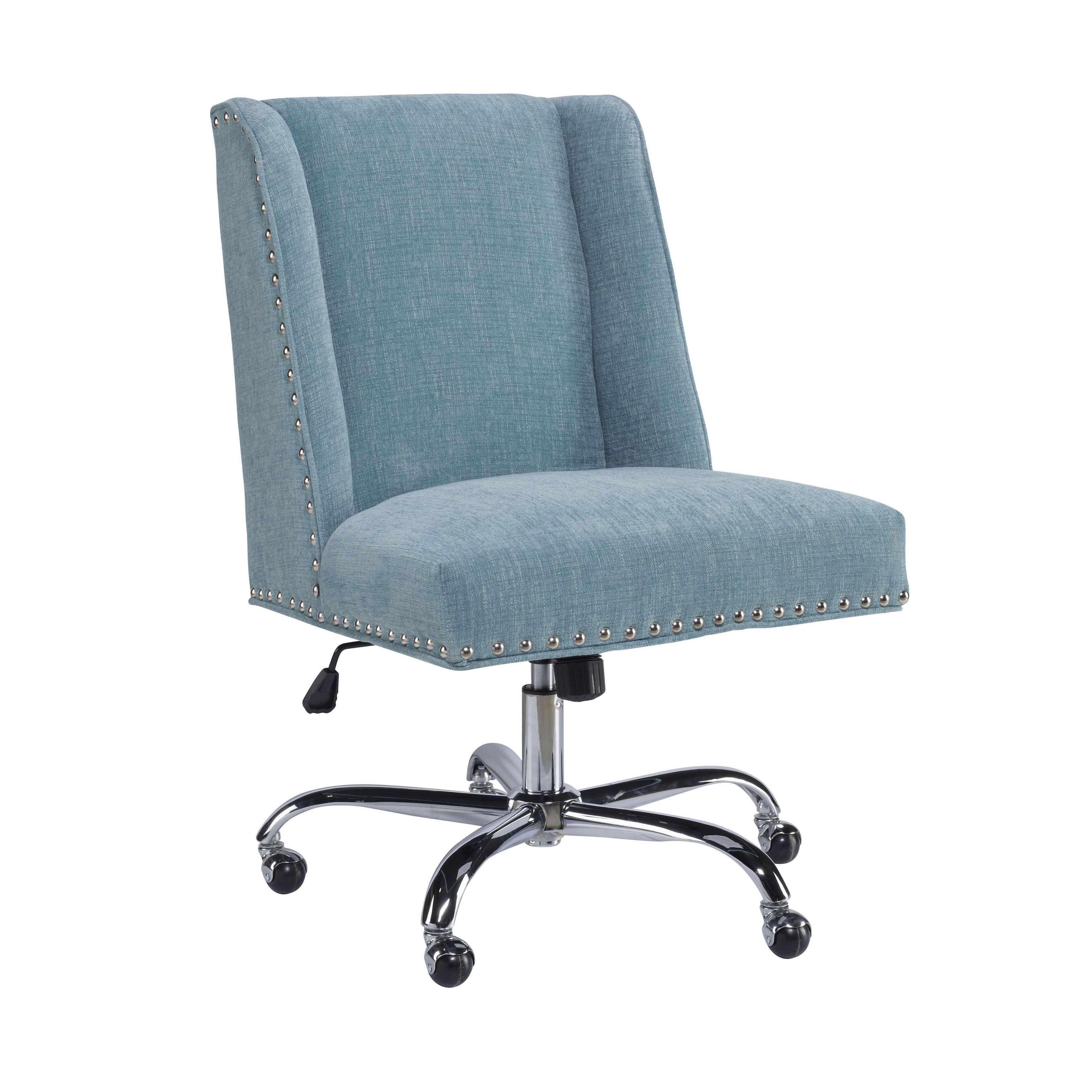 Oh Home Violet Office Chair Aqua Office Home Office