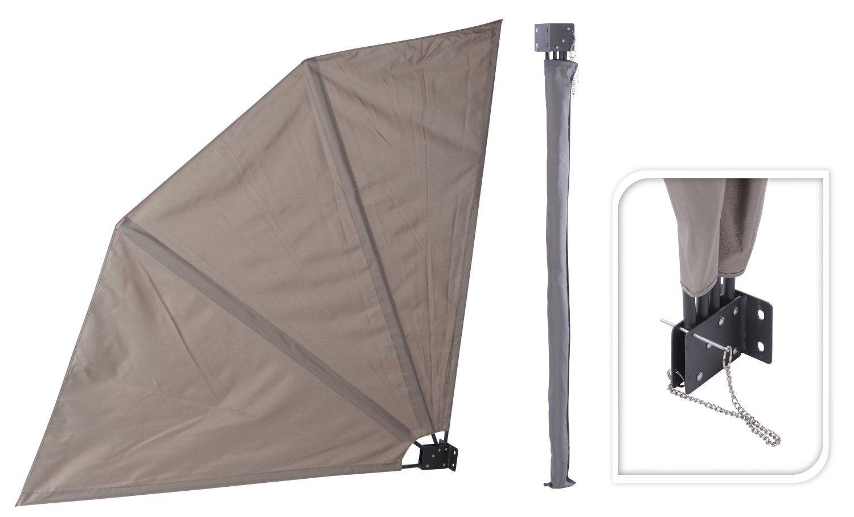 Balkonfächer Windschutz Balkonsichtschutz Sichtschutz