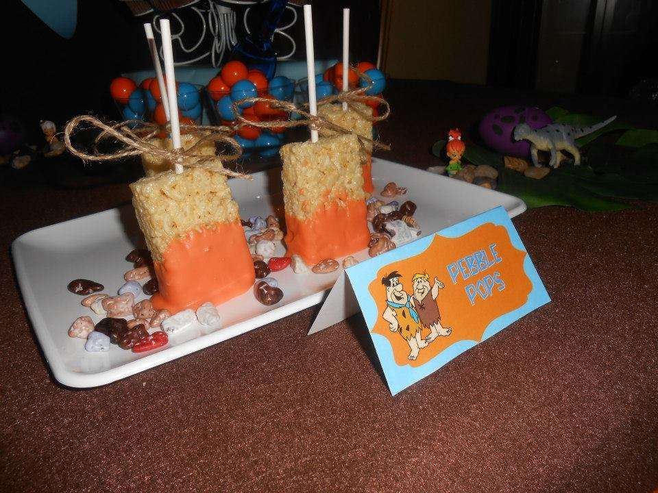The Flintstones Birthday Party Ideas | Photo 6 of 19 | Catch My Party