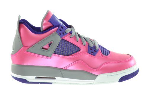 jordan shoes big kids 6.5 pink