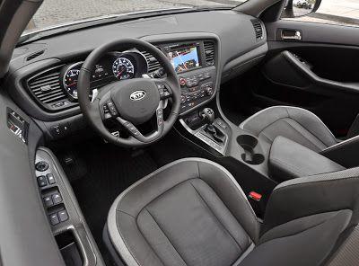 Car Interior Design Minimalist Interiors Design Optima Car Kia Optima Kia Optima Turbo