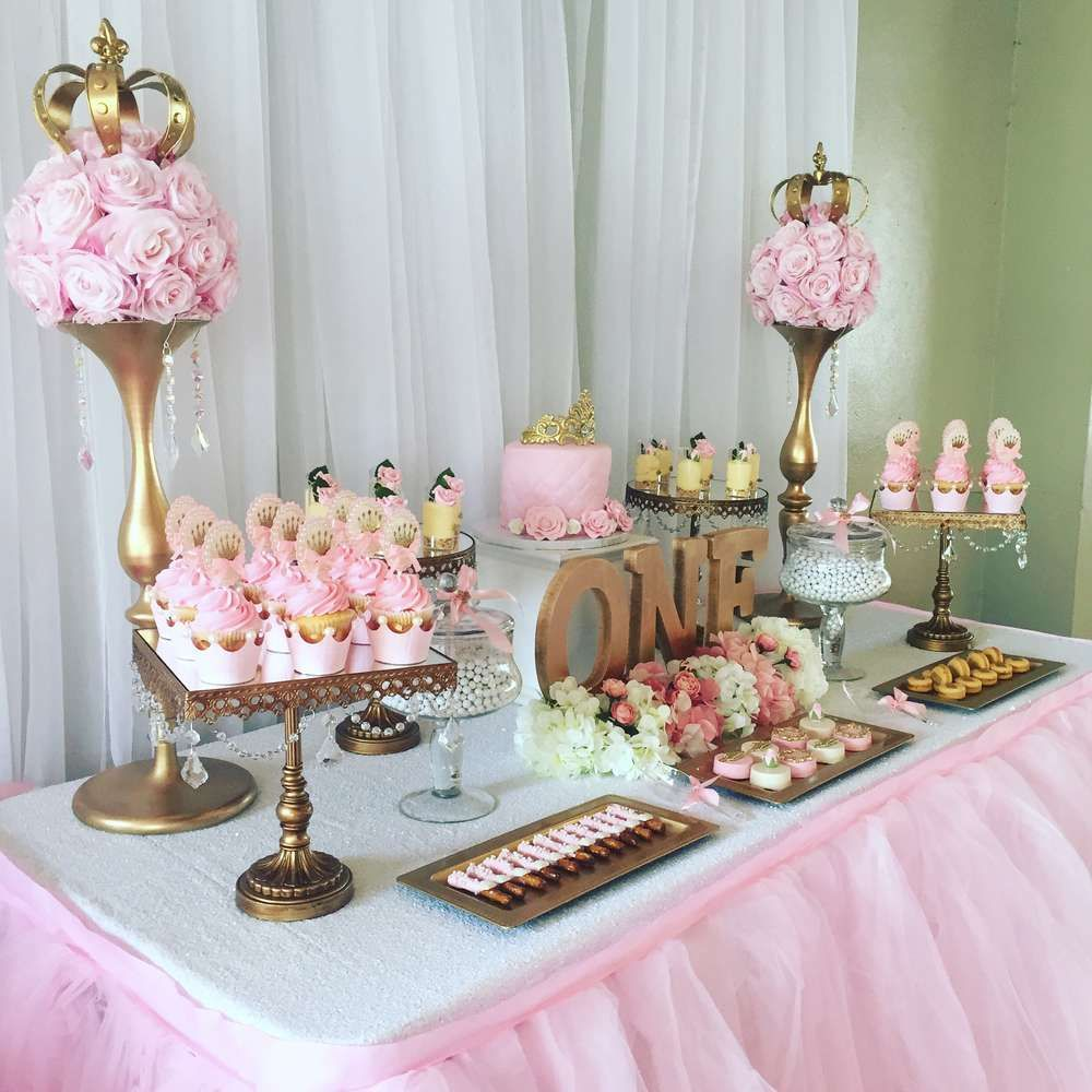 Princess Birthday Party Ideas Photo 2 Of 11