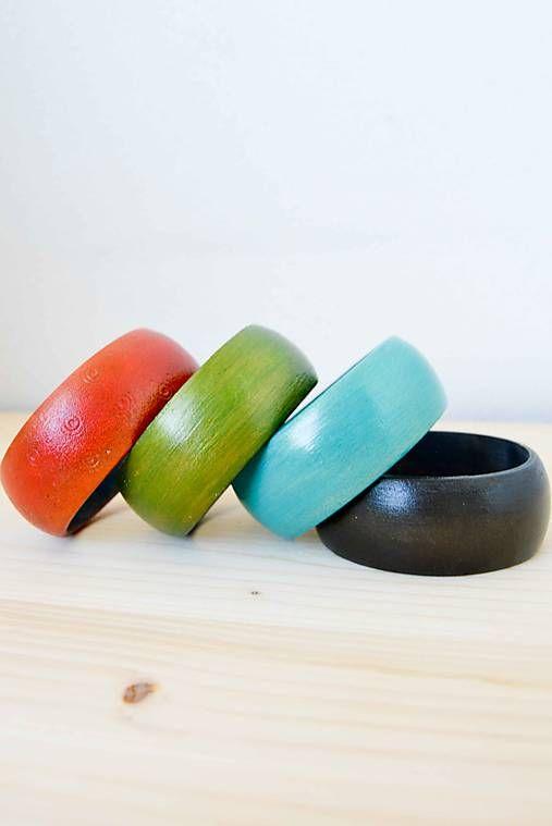 .ALLA / Halo... wooden bracelets