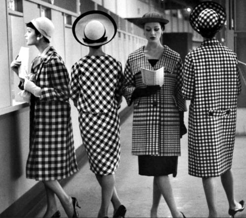 Fashion ♥ 1958