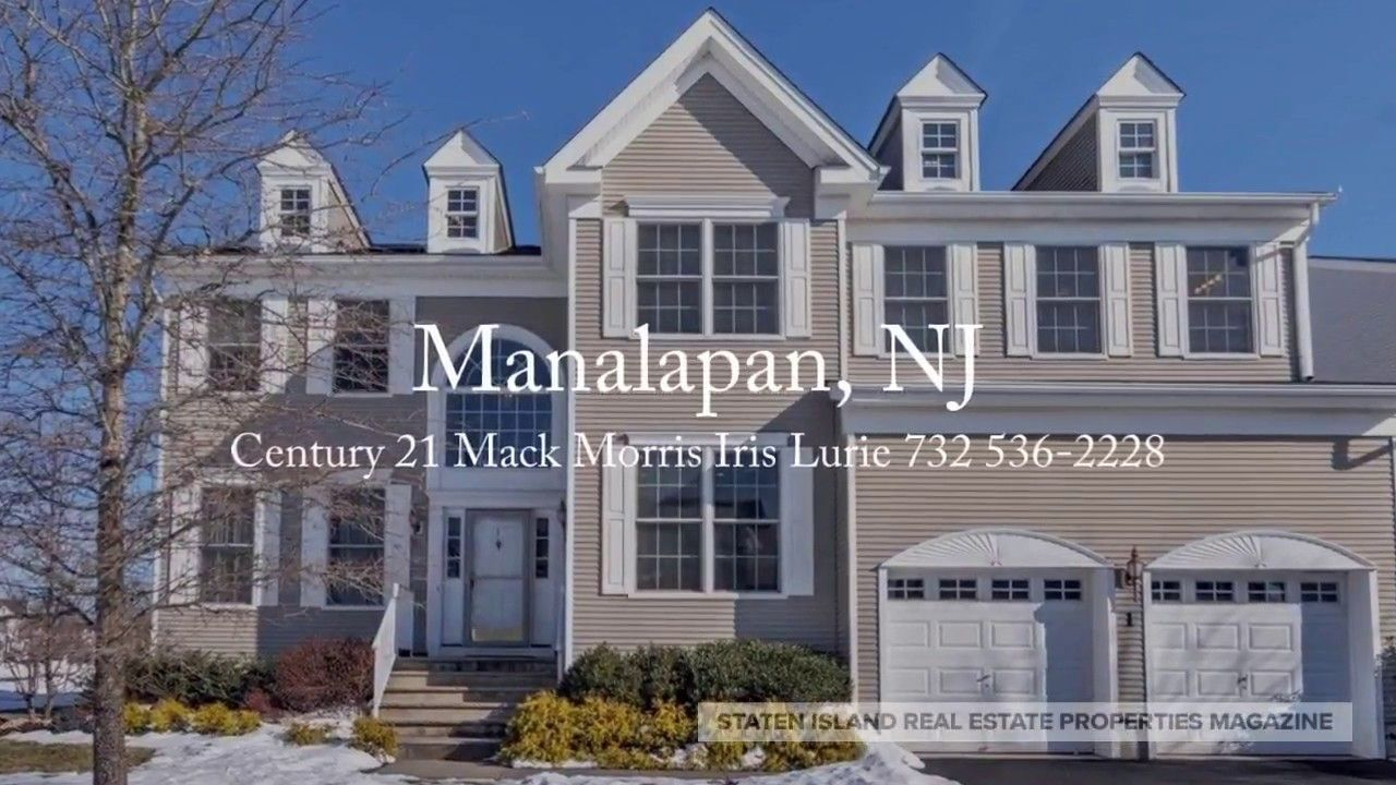 New Jersey Real Estate Homes For Sale Manalapan 699 000 Gorgeous 4br 2 5ba Roosevelt Model On Large Corner Lot Estate Homes Real Estate Home