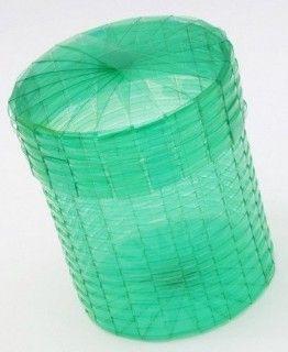 Reciclaje c mo construir cestos con botellas pl sticas for Pet bottles recycling ideas