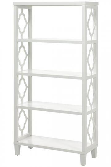 Reflections Open Bookcase Back Shelf Homedecorators