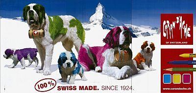 Caran d'Ache Swiss Ad,..
